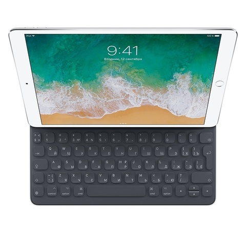 Клавиатура для iPad Apple Smart Keyboard iPad Pro 10.5 / iPad Air 2019 Black