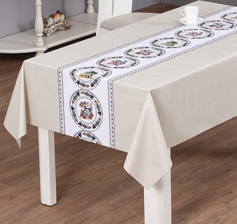 Клеенка на стол «Оксфорд 554-1»