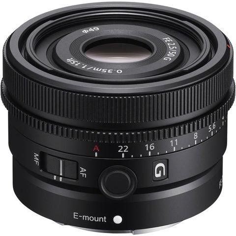 SEL-50F25G объектив Sony FE 50 мм f/2.5 G