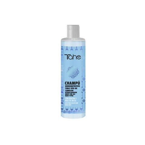 BIO-FLUID-HIDRO-NOURISHING SHAMPOO FOR ALL HAIR TYPES Увлажняющий шампунь для всех типов волос 300 мл