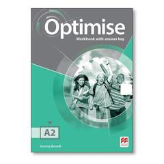 Optimise A2 Workbook with key