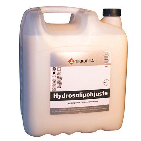 Tikkurila Hydrosolipohjuste/Тиккурила Гидросол грунтовочный состав для каменных поверхностей