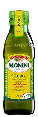 Monini Масло оливковое Classico, стеклянная бутылка, 250 мл