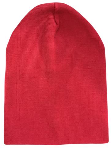 Зимняя шапочка бини