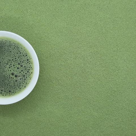 Японский чай матча с имбирем, 50 гр