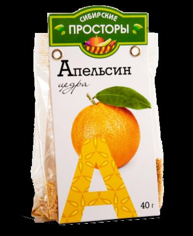 Апельсин цедра 'Сибирские просторы', 40г