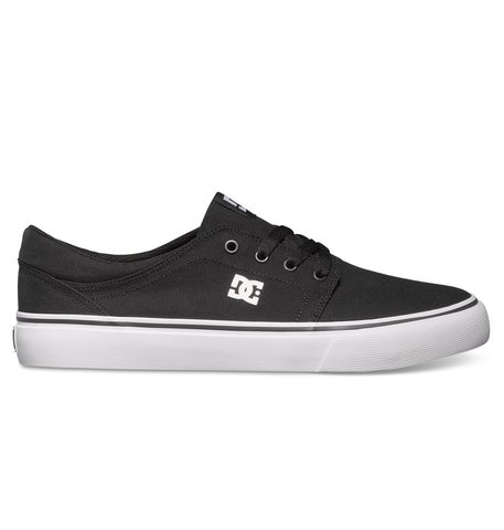 Кеды DC Shoes TRASE TX M SHOE BKW Black/White
