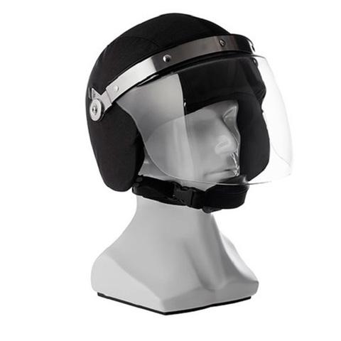 Шлем защитный Авакс-2 с забралом и бармицей, Бр2 класс защиты, размер 54-62