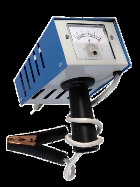 Вилка нагрузочная для проверки АКБ повышенной ёмкости (НВ-02)
