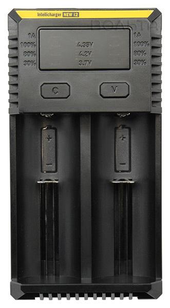 зарядное устройство NiteCore V2 intellicharge i2 цена стоимость