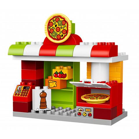 LEGO Duplo: Пиццерия 10834 — Pizzeria — Лего Дупло