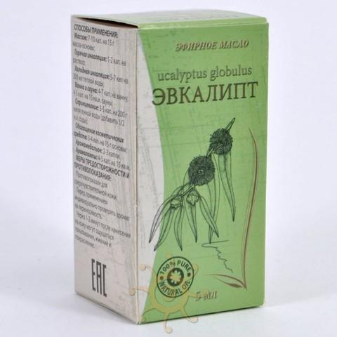 Эфирное масло Эвкалипт Lavari, 5мл