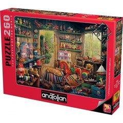 Puzzle Oyuncakçı Barakası. Toy Makers Shed 260 pcs