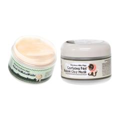 Маски Elizavecca Green Piggy Collagen Jella Pack 100ml +  Milky Piggy Carbonated Bubble Clay Mask 100g