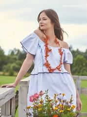 Ядвига. Платье женское PL-1414