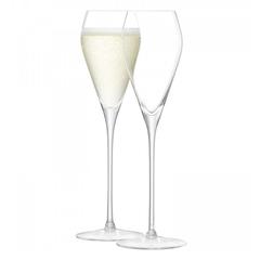 Набор из 2 бокалов для просекко Wine 250 мл, фото 1