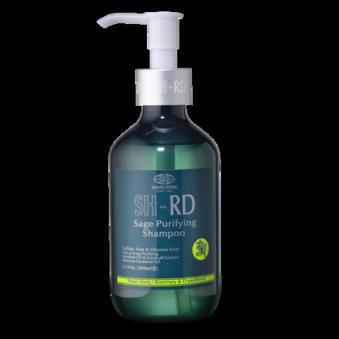 SH-RD Sage Purifying Shampoo Очищающий шампунь на основе шалфея без сульфатов и силикона