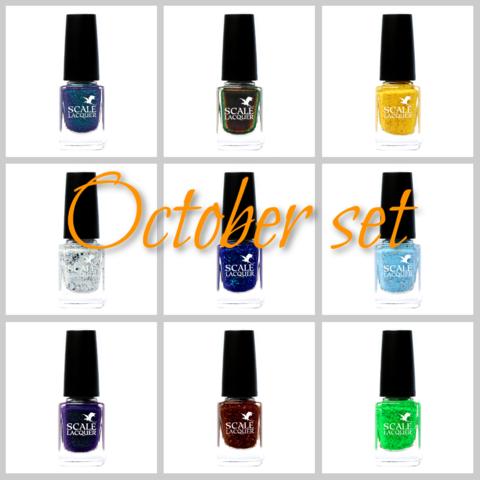 October set