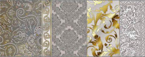 Декор KERLIFE Diana Grigio 1 505х201