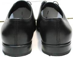 Самые крутые мужские туфли осень Ikoc 063-1 ClassicBlack