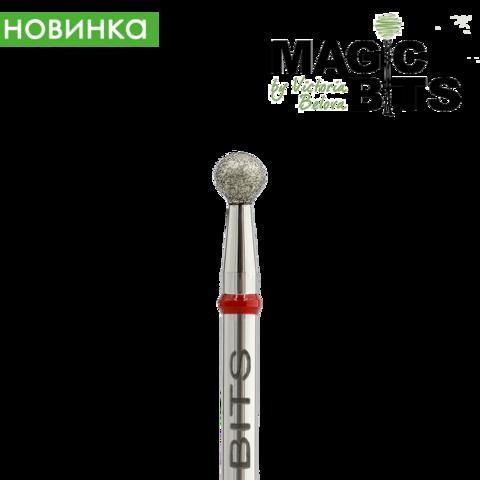 НАШК35 Алмазные шары мягкого абразива (Натуральный алмаз) (3,5 мм)