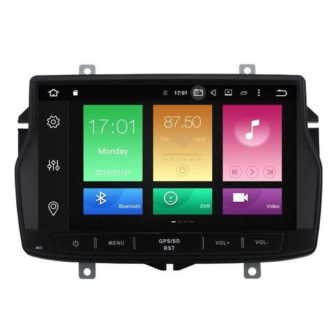 Головное устройство Lada Vesta 2015-2021 Android 10 4/64GB IPS DSP модель  8A009 PX5