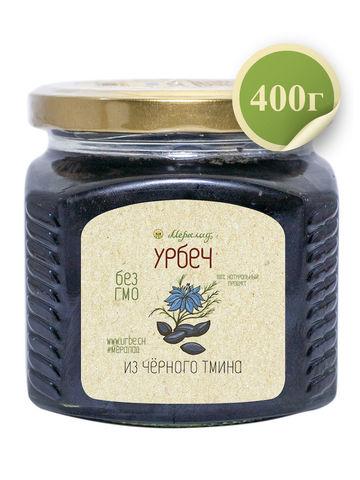 Урбеч из семян чёрного тмина, 230 / 400 г