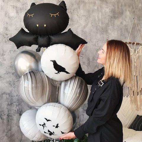 Набор шаров на Хэллоуин №9