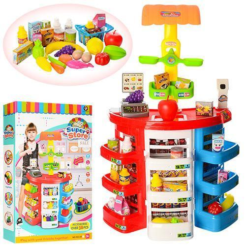 Детский супермаркет игра