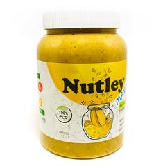 Nutley паста арахисовая классическая «crunchy»  1000 г