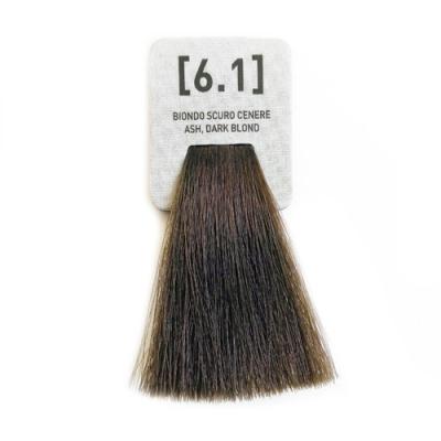 INCOLOR [6.1] Пепельный темный блондин (100 мл)