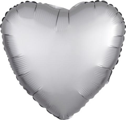 Сердце - серебро