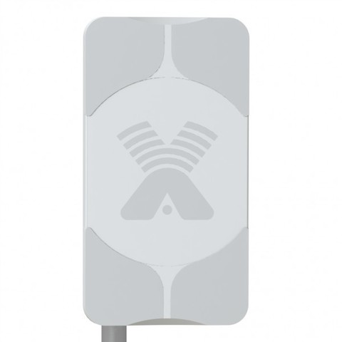 Антенна Антэкс AGATA-2F MIMO 2x2 широкополосная панельная 4G/3G/2G (15-17 dBi)