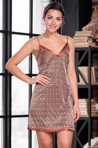 Короткая сорочка Mia-Amore 3361 SANDRA (70% шелк)