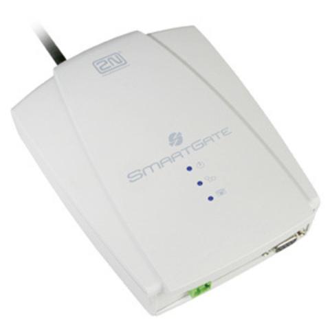 Аналоговый GSM шлюз 2N ATEUS SMARTGATE 501403E