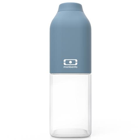 Бутылка для воды спортивная многоразовая mb positive 0,5 л denim