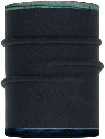 Двойной флисовый шарф-труба детский Buff Neckwarmer Polar Reversible Alb Multi фото 2