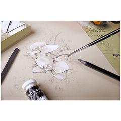 Бумага для рисования для смешанных техник Clairefontaine