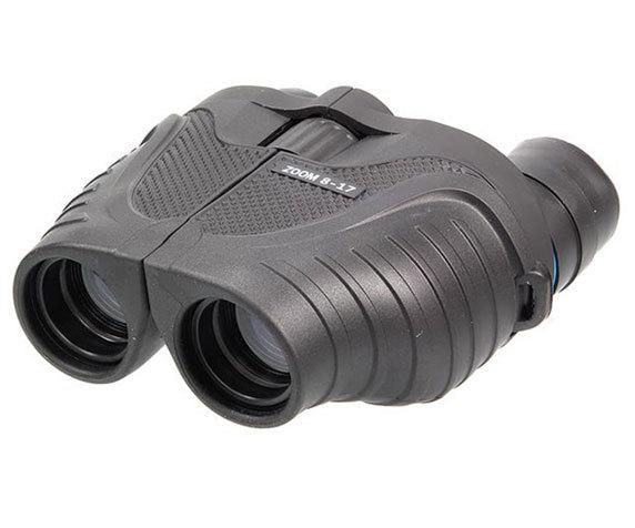 Универсальный бинокль Veber БН 8-17x 25, черный