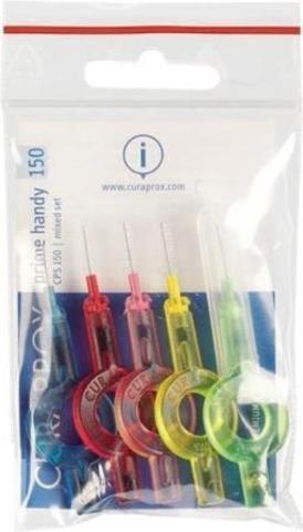 Набор из 5 ершиков для чистки зубов Prime Set  / CURAPROX CPS150