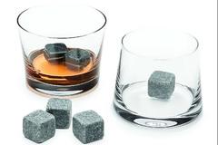 Камни для виски в деревянной коробке Wild West, 9 шт, фото 10