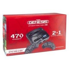Игровая приставка Retro Genesis Mix 170 16bit