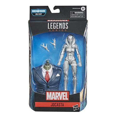 Marvel Legends Series: Jocasta || Джокаста