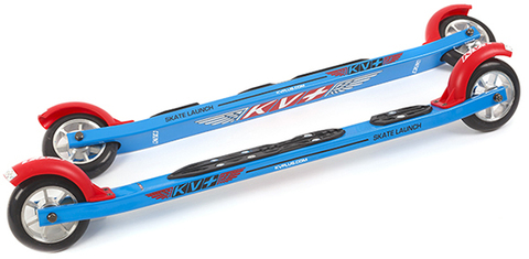 Картинка лыжероллеры KV+ Launch NIS 60 см  - 1