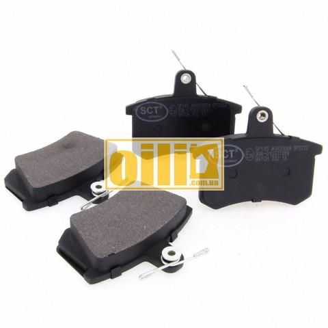 Гальмівні колодки SCT SP145 (Volkswagen, Audi)