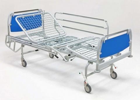 Кровать больничная 11-CP136 - фото