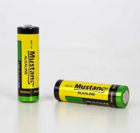 Батарейки Mustang Alkaline LR6, AA (2/40)