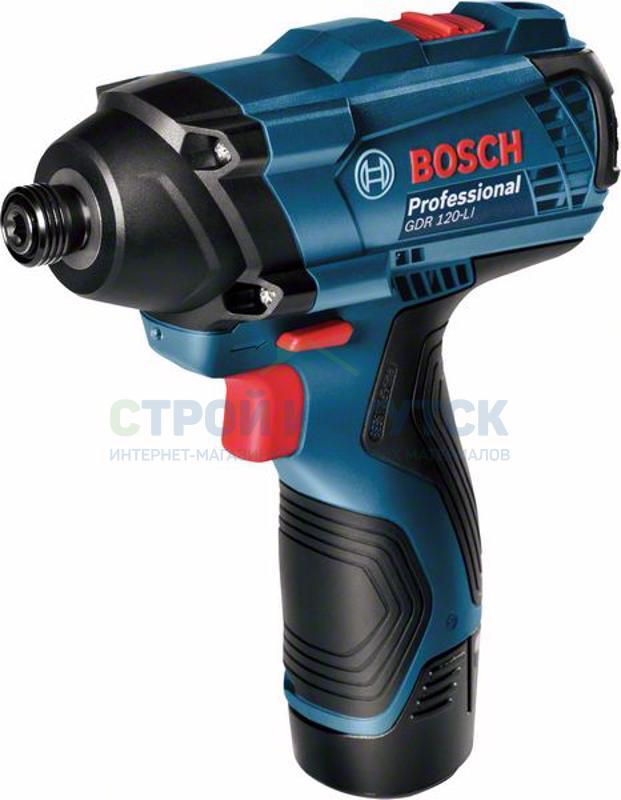 Гайковерты Комбинированный комплект Bosch GDR 120-LI (06019F0000) b7eaf3b251cc38ed36c3d1f204c255d1
