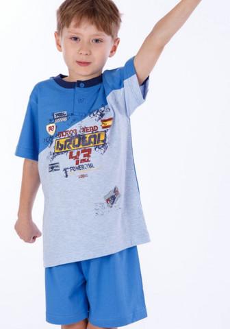 Легкая пижама для мальчика