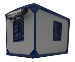 Контейнер УКБ-4,5 для дизельного генератора до 250 кВт